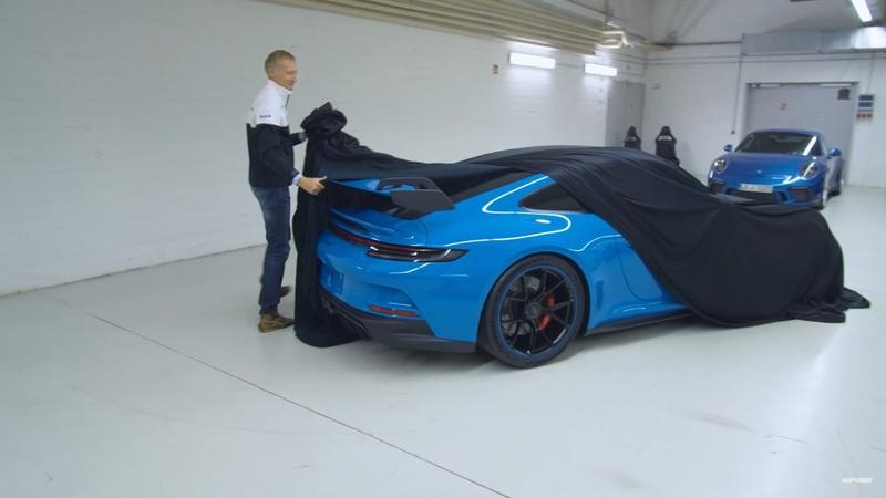 See more of the new and hot Porsche 911 GT3 in this Top Gear video