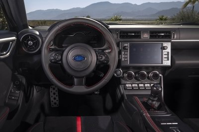 Subaru BRZ Interior Comparison: Old vs. New