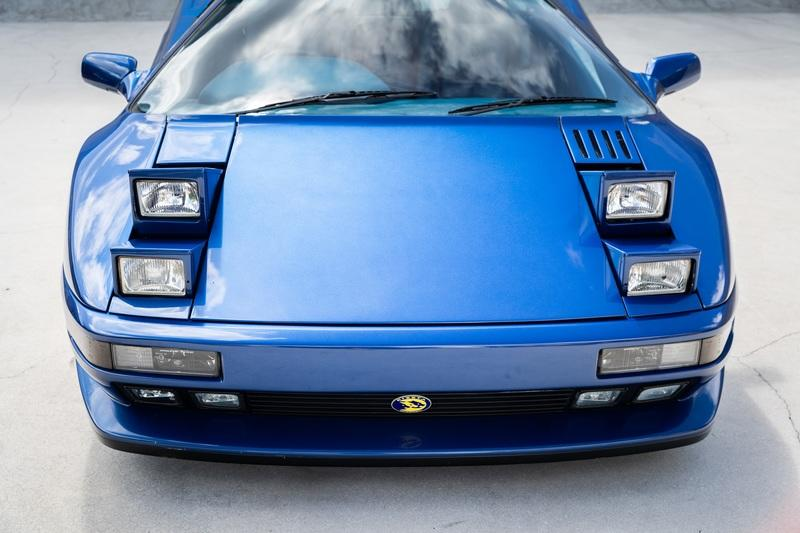 Super Rare Car for Sale: No. 1 1993 Cizeta V16T - Owned By Sultan of Brunei