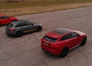 Super SUV Showdown - Can the BMW X4 M Handle the GLC 63 S and F-Pace SVR? - image 948220