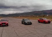Super SUV Showdown - Can the BMW X4 M Handle the GLC 63 S and F-Pace SVR? - image 948222