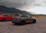 Super SUV Showdown - Can the BMW X4 M Handle the GLC 63 S and F-Pace SVR? - image 948224
