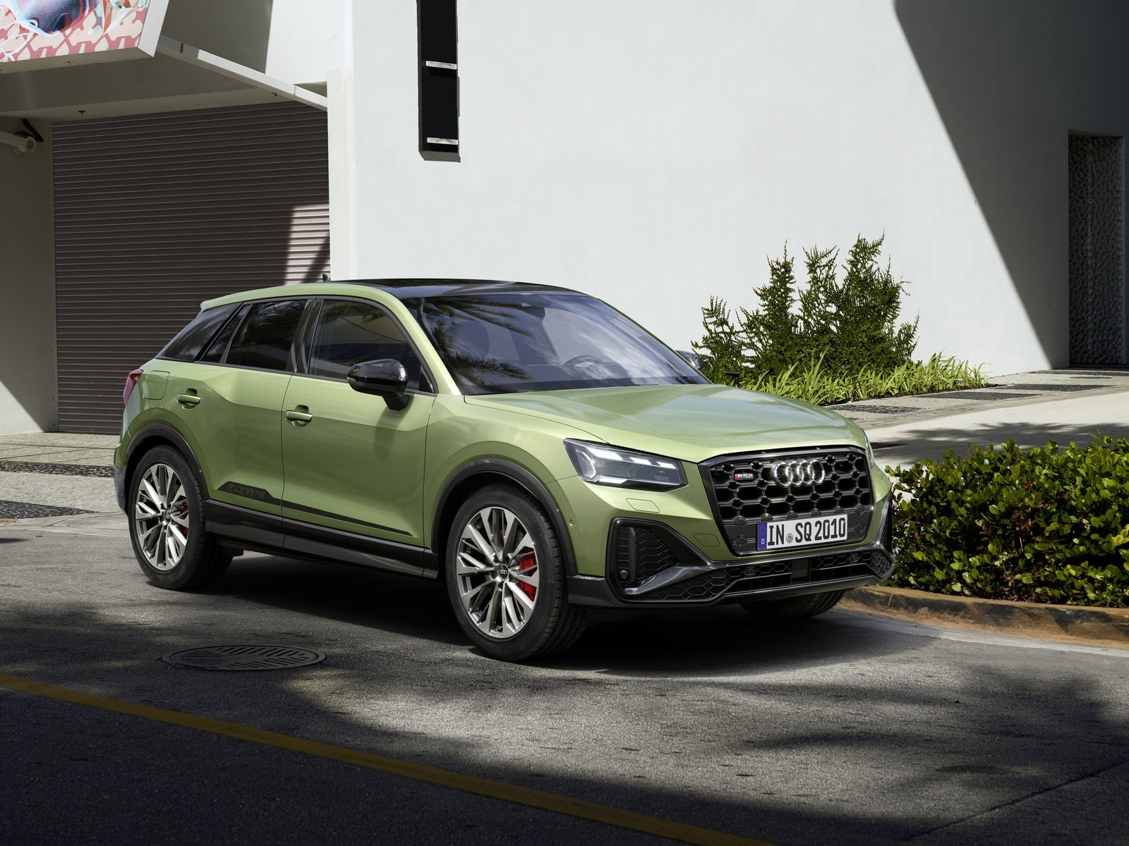 The 2021 Audi SQ2 Combines Fresh Looks With Better Tech ...