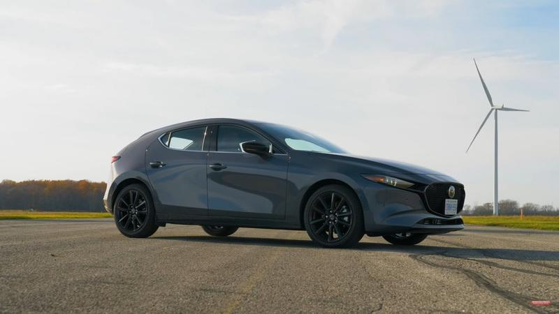 The 2021 Mazda3 Turbo Doesn't Back Down from the VW Golf R or Subaru WRX - image 949880