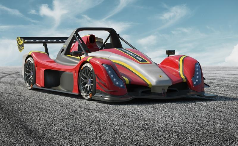 The 2021 Radical SR10 is a No-Nonsense Race Car for the Road