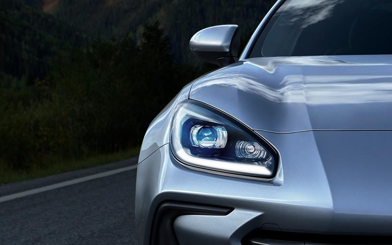 The 2022 Subaru BRZ Zooms Into Our Lives on November 18!