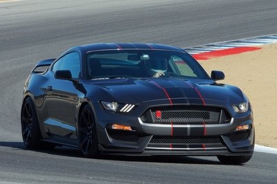 The Current-Gen Ford Mustang Shelby GT350 Just Got More Valuable