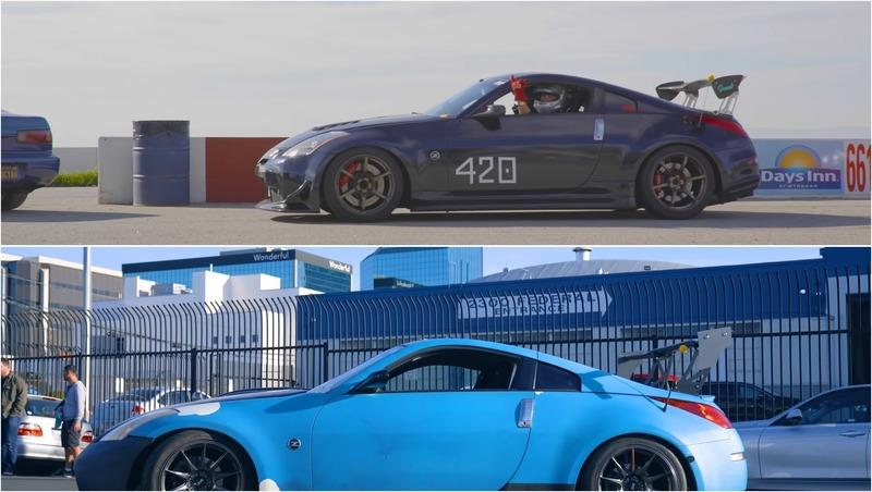 The Difference Between $20,000 and $50,000 Custom Nissan 350Zs Will Surprise You