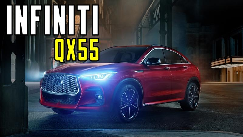 The Infiniti QX55 Sure Is a Successor to the All But Forgotten Infiniti FX