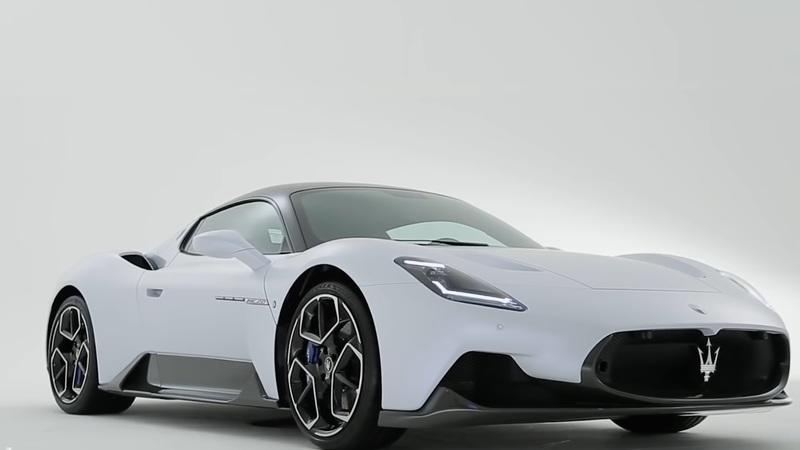The Man Behind the Maserati MC12 Shares Thoughts On the New MC20 - image 945128