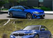 The Numbers Are In and the 2021 Kia K5 Really Does Outperform the BMW 3 Series - image 949145