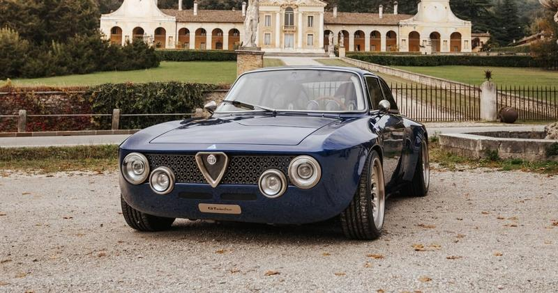 The Totem Electric GT Is A Guilt-Free Alternative To the Alfa Romeo GTA