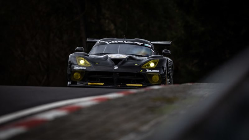 The Dodge Viper Has Returned to Racing - image 948545