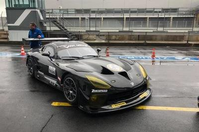 The Dodge Viper Has Returned to Racing