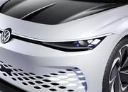 The Volkswagen ID Space Vizzion is going into production as a premium, all-electric wagon - image 948869