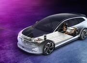 The Volkswagen ID Space Vizzion is going into production as a premium, all-electric wagon - image 948878