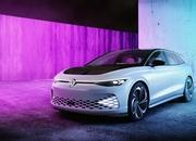 The Volkswagen ID Space Vizzion is going into production as a premium, all-electric wagon - image 948863