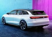 The Volkswagen ID Space Vizzion is going into production as a premium, all-electric wagon - image 948864