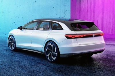 The Volkswagen ID Space Vizzion is going into production as a premium, all-electric wagon