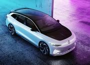 The Volkswagen ID Space Vizzion is going into production as a premium, all-electric wagon - image 948866