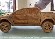 There's Something So Mesmerizing About Watching This Wooden Ford Range Raptor Come to Life - image 948920