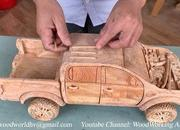 There's Something So Mesmerizing About Watching This Wooden Ford Range Raptor Come to Life - image 948921