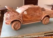 There's Something So Mesmerizing About Watching This Wooden Ford Range Raptor Come to Life - image 948904
