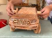 There's Something So Mesmerizing About Watching This Wooden Ford Range Raptor Come to Life - image 948924