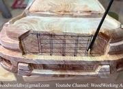 There's Something So Mesmerizing About Watching This Wooden Ford Range Raptor Come to Life - image 948909