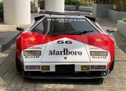 This Lamborghini Countach is Marlboro Red and Has a Lexus Twin-Turbo V-8 - image 948891