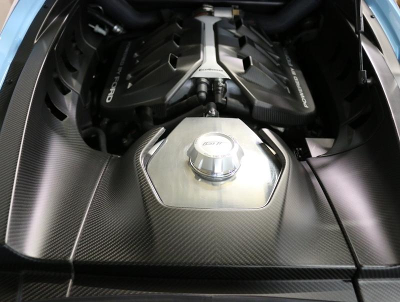 Those Who Purchased a Ford GT Two Years Ago Are now Cashing in Hand Over Fist Drivetrain - image 950317