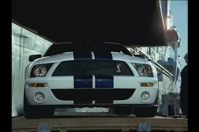Throwback: 2006 Ford Shelby GT500