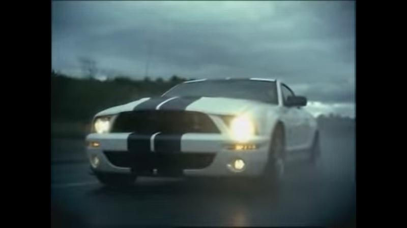 "Throwback: 2006 Ford Shelby GT500 ""Germany"" Commercial"