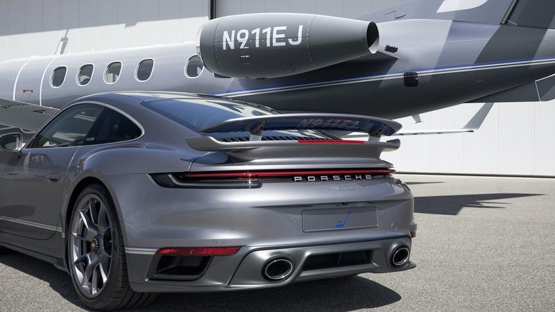 You Can Now Have a Matching Plane and 911 Turbo S Because Opulence Exterior - image 946047