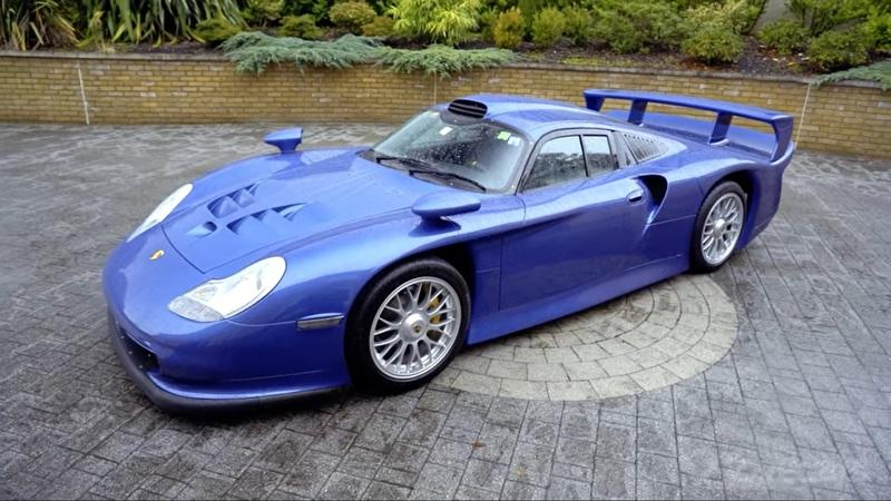 You Have To Check Out This Video Review of the Porsche 993 GT1