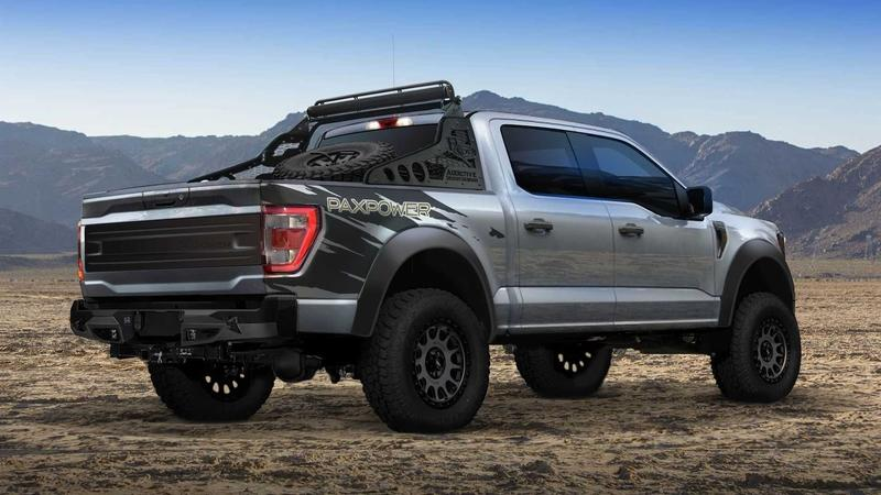 2021 Ford F-150 by PaxPower