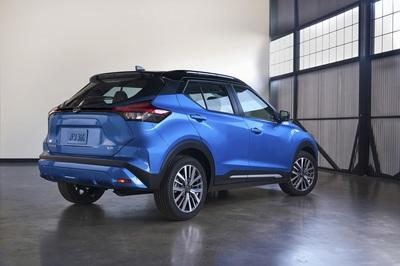 2021 Nissan Kicks (Facelift)