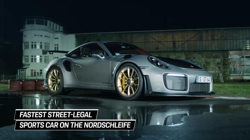 5 Reasons Why the 2018 GT2 RS Is the Best 911 Ever Made - image 958906