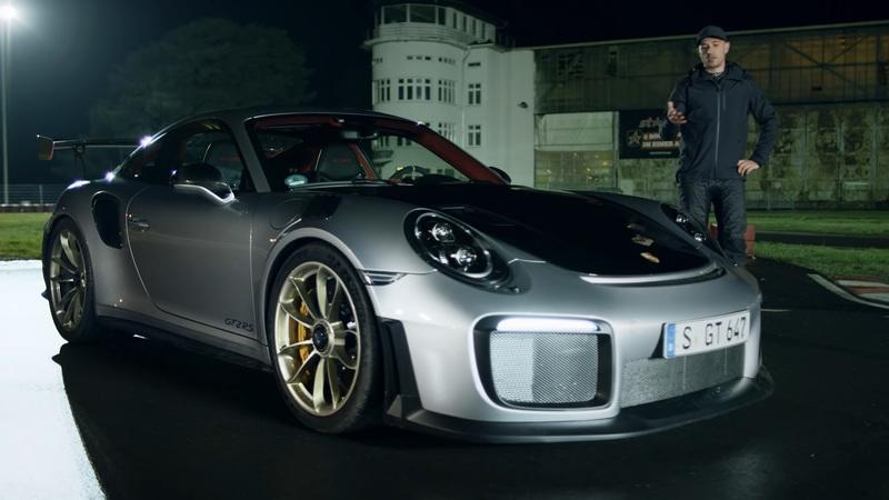 5 Reasons Why the 2018 GT2 RS Is the Best 911 Ever Made