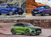 Battle of Brutes: AMG GLE 63, Audi RS Q8, and BMW X5 M Competition - image 957429