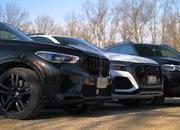 Battle of Brutes: AMG GLE 63, Audi RS Q8, and BMW X5 M Competition - image 957298