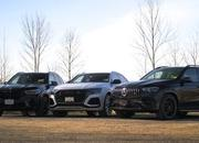 Battle of Brutes: AMG GLE 63, Audi RS Q8, and BMW X5 M Competition - image 957292