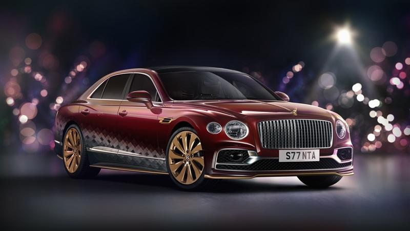 2020 Bentley Flying Spur Reindeer Eight