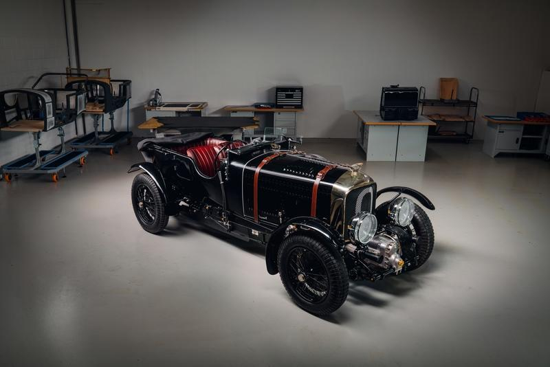 Bentley Revives the Iconic Blower After 90 Years