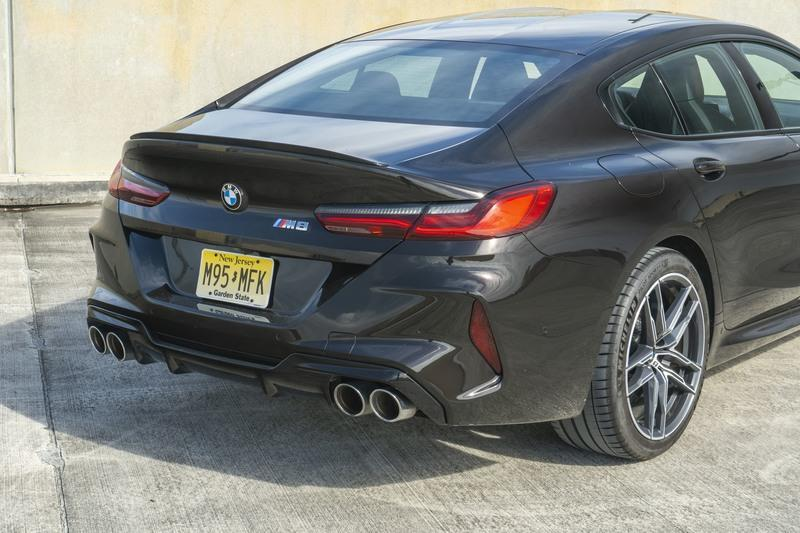 2020 BMW M8 Gran Coupe Driven Exterior - image 958405