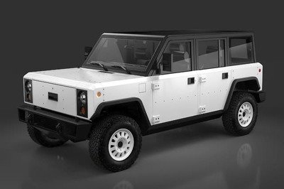 Bollinger B1 and B2 Revised - Real Body on Frame, Real Boxy