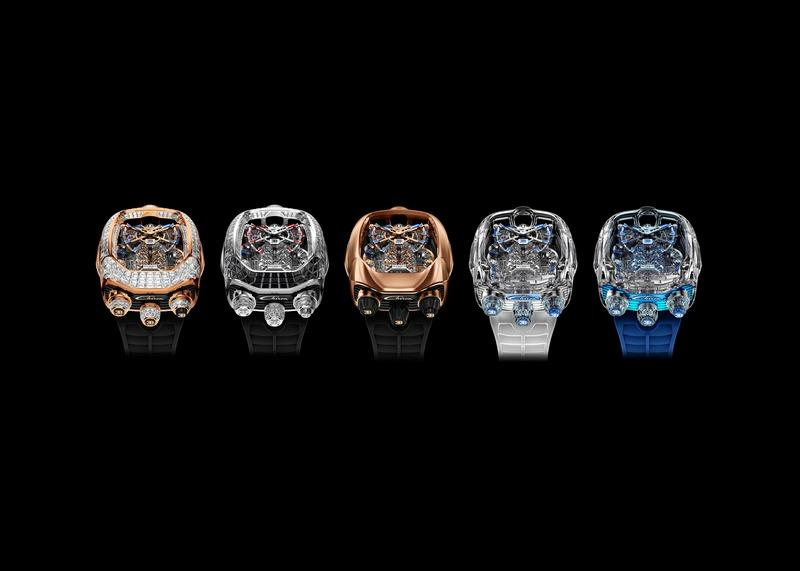 Bugatti's New Timepiece Collection from Jacob & Co. Is a Bank Account's Nightmare