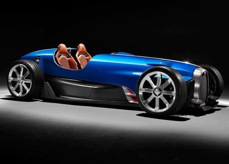 Bugatti Should Put This Incredible Concept Car Into Production as Tribute To The iconic Type 35