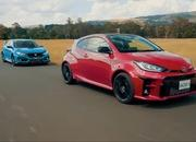 Does The Toyota Yaris GR Even Stand A Chance Against The Honda Civic Type R On The Strip? - image 961411