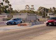 Does The Toyota Yaris GR Even Stand A Chance Against The Honda Civic Type R On The Strip? - image 961412